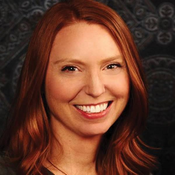 La autora, Melissa Odegaard.