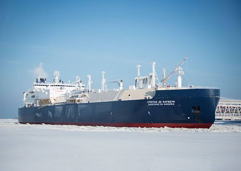 Russian Federation launches $27 billion LNG project