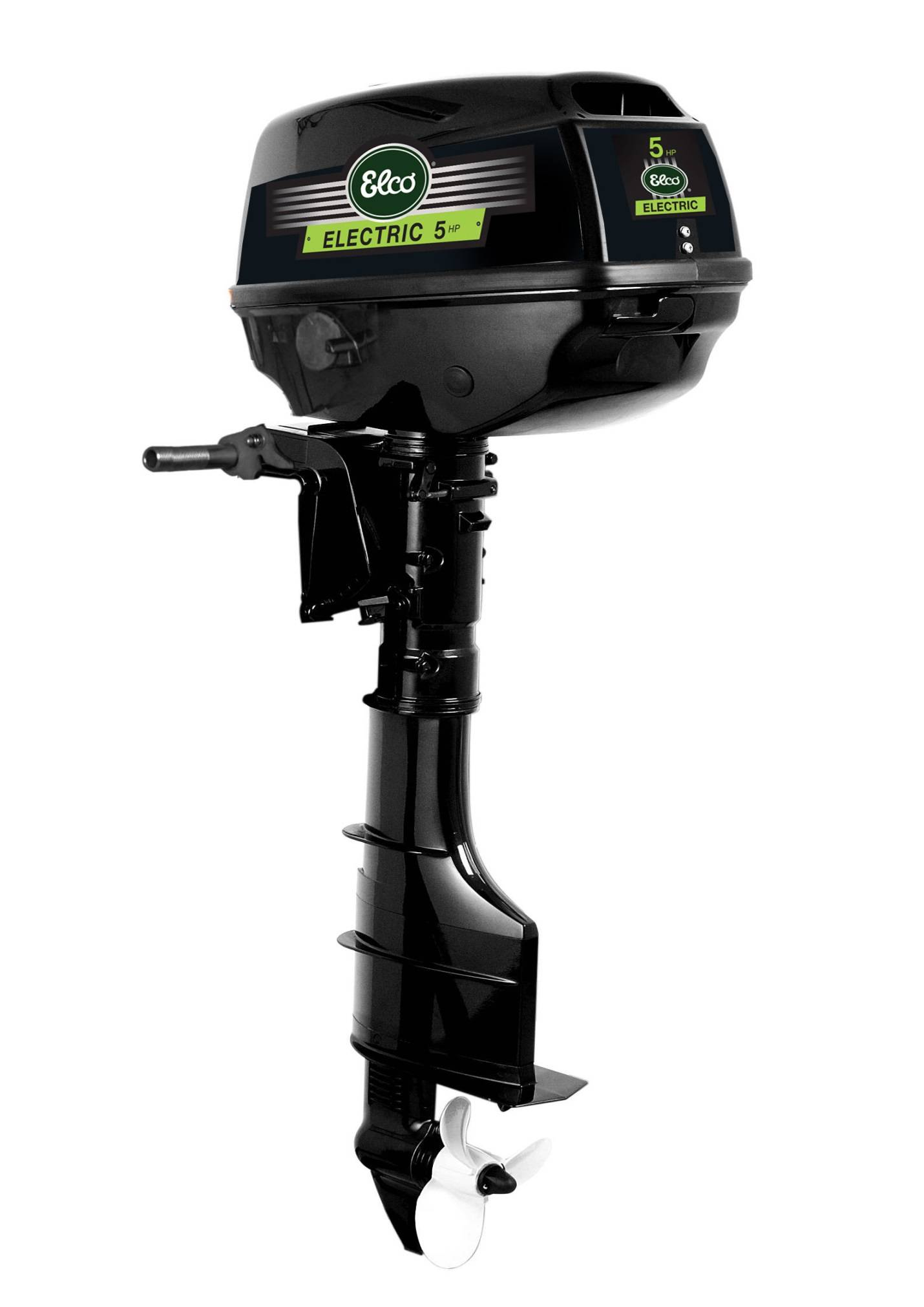 Elco Launches Electric Outboard Motor Line