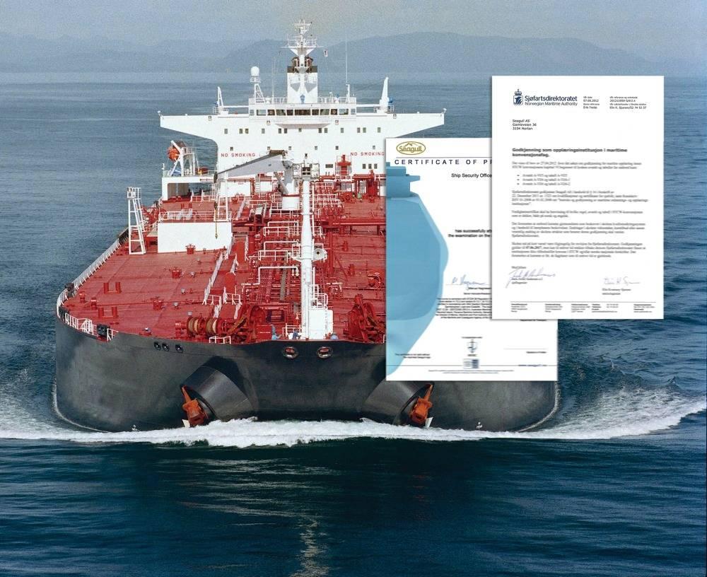 Seagull Maritime AS