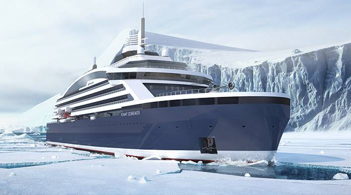 Vard seals cutting edge electric hybrid shipbuilding contract
