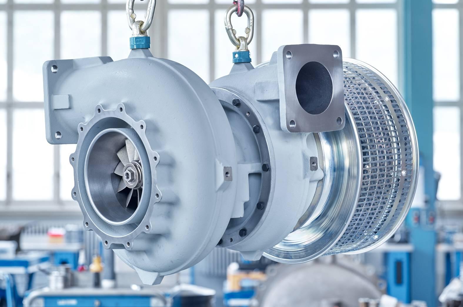 Turbocharging   ABB