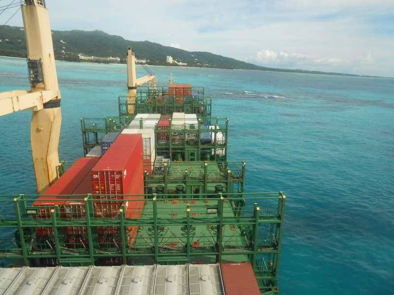 T&T Salvage Refloats Containership