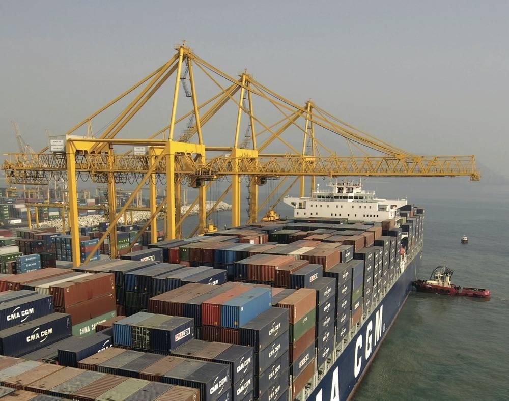 Irish Company To Supply U S Container Terminal Cranes
