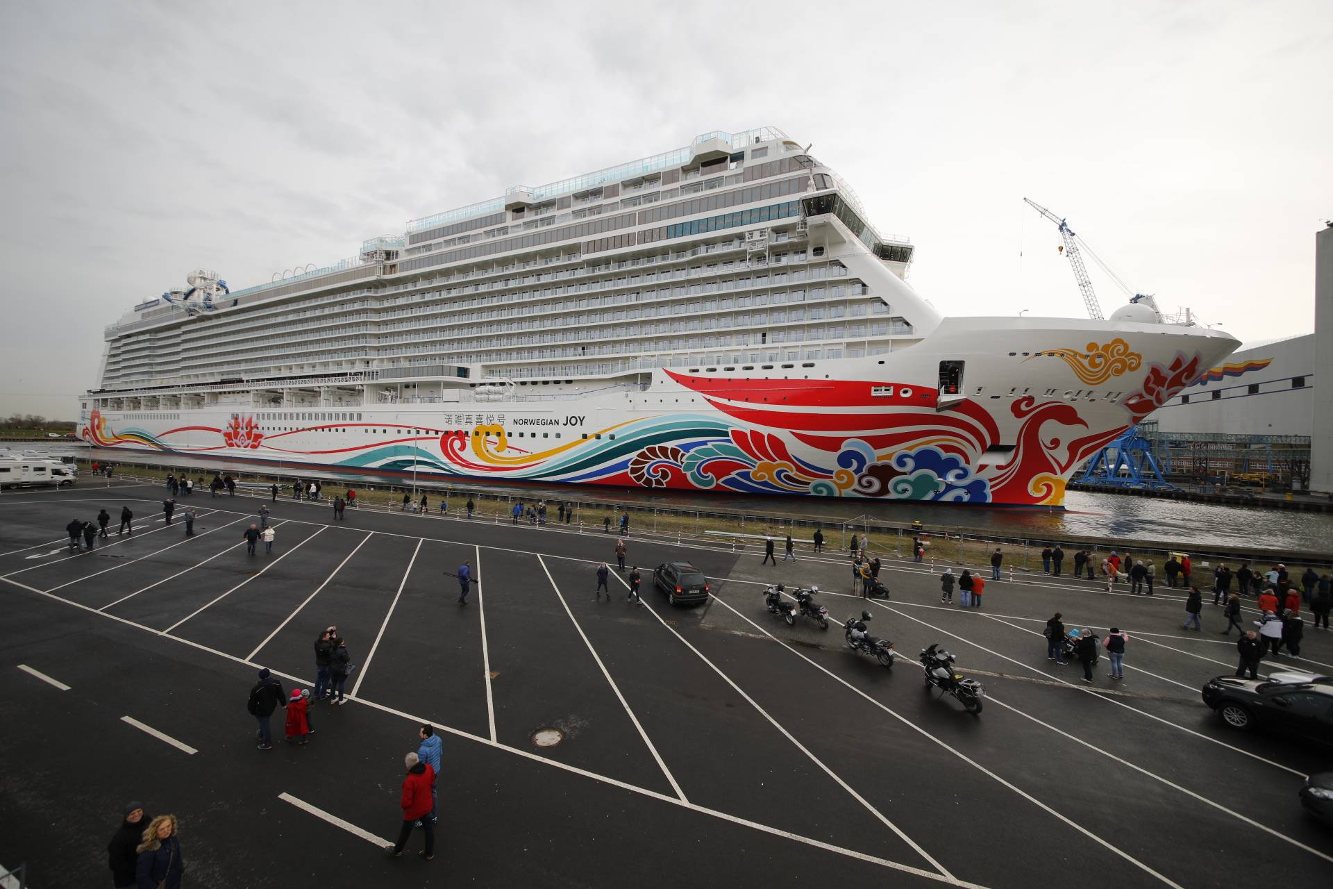 Norwegian Cruise Line Holdings Ltd. (NASDAQ:NCLH) Reviewed By Analysts