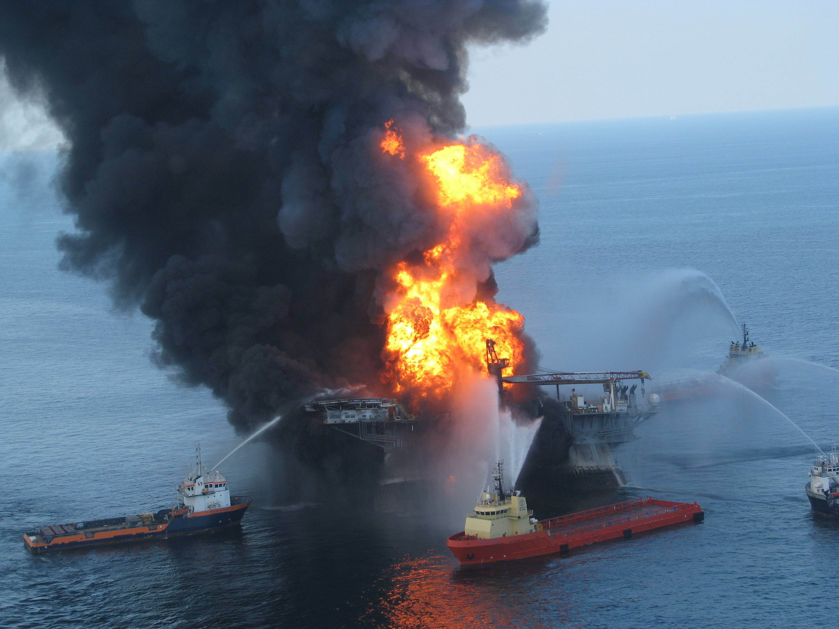 BP Deepwater Horizon costs balloon to $65-billion