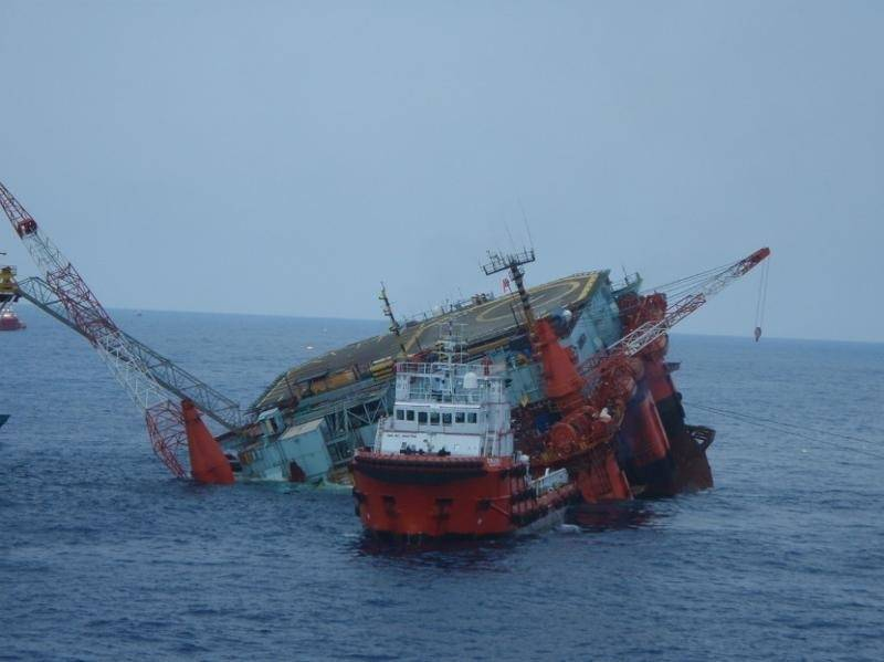 T&T Salvage Strengthens Singapore Team
