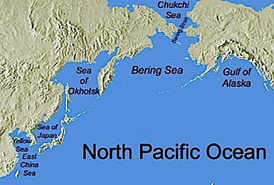 Energy Treasure Chest Sea Of Okhotsk Is Russia's, UN