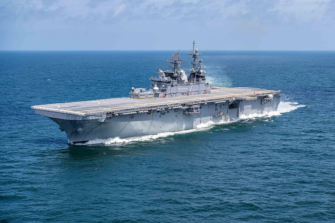Image result for uss tripoli
