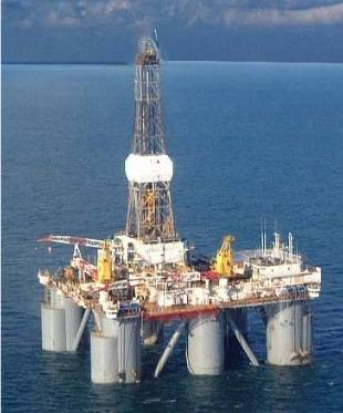 Sedco forex drilling