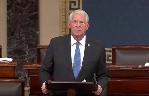 senator roger wicker essay Mississippi us senator roger wicker continues his effort to interactive essays wicker caught between a poor voting record and his allegiance to mcconnell.