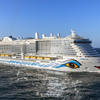 Carnival's First LNG Powered Ship Delivered