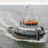 Hybrid shallow-water tug Nora B, built at Neptune Shipyards (Photo: Radio Holland)