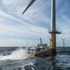 Windcat crew transfer vessel