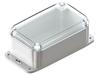 An ML Series of waterproof plastic enclosure (Photo: Polycase).