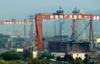 China – Shipyard: Photo courtesy of Jinling shipyard