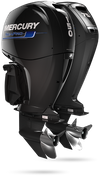 Mercury SeaPro commercial outboards (Image: Mercury Marine)