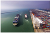 HAROPA - Ports of Le Havre, Rouen and Paris to connect India with European markets Photo HAROPA