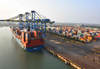 Photo courtesy of Krishnapatnam Port Co