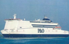 'Pride of Rotterdam': Photo credit P&O Ferries