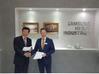 The Joint Development Project was signed by Jin-Taek Jung; Executive Vice President, Engineering & Procurement Operations, SHI and Timo Koponen; Vice President, Processing Solutions, Wärtsilä Marine. (Photo: Wärtsilä)