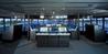 The K-Sim Navigation class A ship's bridge simulator installed at Simwave is now fully operational 24/7 (Photo: Kongsberg)