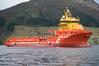 Viking Princess and Wärtsilä's expert analyzing the new hydrid system on board Viking Princess  (Photo: Wärtsilä)