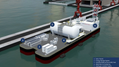 Singapore:  Keppel O&M, EMA Award Grant for Floating Energy Storage System Pilot