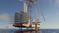 ABS Awards AIP for Ned Project's Hydrogen-ready WTIV Design Aimed for U.S. Offshore Wind Market