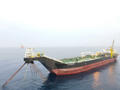 Vietnam: FSO Golden Star Receives First Condensate