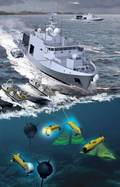 Navy Mine Countermeasures Contract Awarded