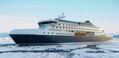 New Icebreaking Cruise Ship Design Unveiled