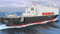 Tote Named VCM for US Training Ship Build