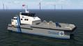 Volvo Penta, Danfoss Editron Power Hybrid CTVs