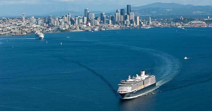 Port Of SeattleS Cruise Season Underway - Cruise from seattle