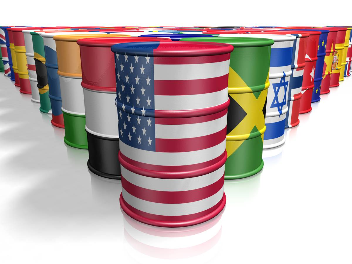 U S  Oil Makes It To Ukraine, A Blow To Moscow
