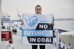 Polish Coast Guard Boards Greenpeace Ship in Coal Protest