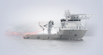 ABB Ability Marine Pilot Control functionality is key for vessels working alongside fixed structures (Photo: ABB)