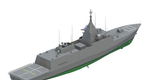 3D renderings courtesy of Finnish Defense Forces