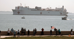 U.S. Navy photo by Mass Communication Specialist 1st Class Joshua D. Sheppard/Released