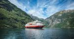 MS Finnmarken. Photo: Agurtxane Concellon/Hurtigruten