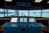 Milford Havens simulator suite has the potential to put you at the helm of any marine vessel, in any port. (Photo: MPHA)