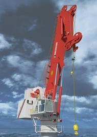 Fibre-Rope Crane (Photo: MacGregor)