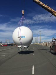 New price and service plans for Marlinks Sealink C-Band VSAT (Photo: Marlink)