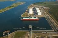 Photo: Golden Pass LNG Terminal