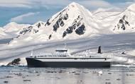 Aker BioMarine fishing vessel - Artist impression Photo VARD