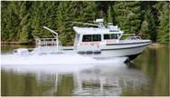 Photo courtesy North River Boats Inc.