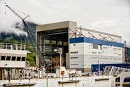 ASDs New State-of-the-Art Shipbuilding Production Center in Ketchikan, Alaska.