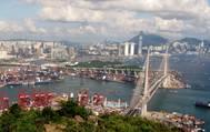 Hong Kong Port: Photo BMT