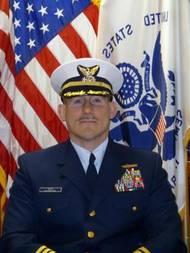"""Captain George """"Joe"""" Paitl"""